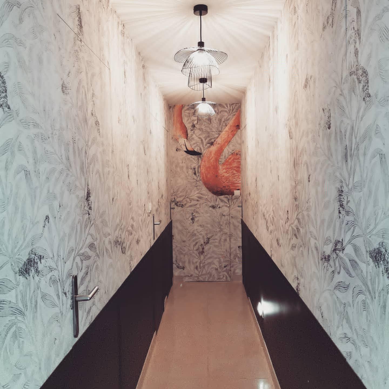 décoration d'intérieur décoratrice architecte d'intérieur architecte agencement aménagement mobilier sur mesure auvergne allier clermont ferrand moulins vichy montluçon puy de dôme julie dco papier peint